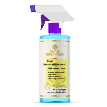 Khadi Organique Hand Sanitizer