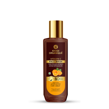 Khadi Organique Vitamin C face wash