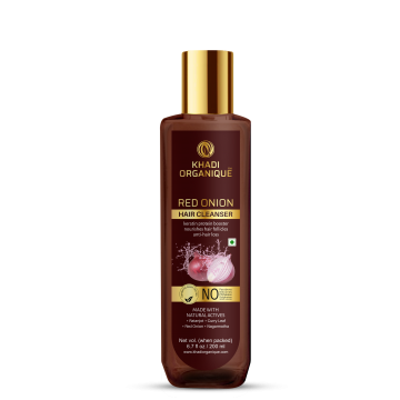 Red Onion Hair Cleanser