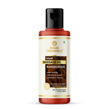 Khadi Organique Sandalwood...