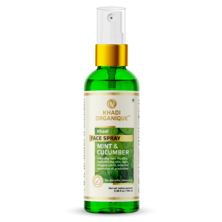 Khadi Organique Mint & Cucumber Face Spray