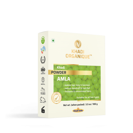 KHADI ORGANIQUE AMLA POWDER