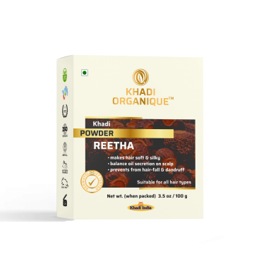 KHADI ORGANIQUE REETHA POWDER