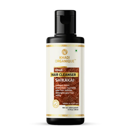 Khadi Organique Shikakai hair cleanser