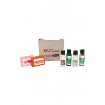 KHADI ORGANIQUE TRAVEL KIT