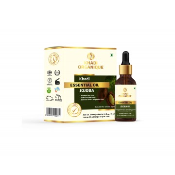 Khadi Organique Jojoba oil