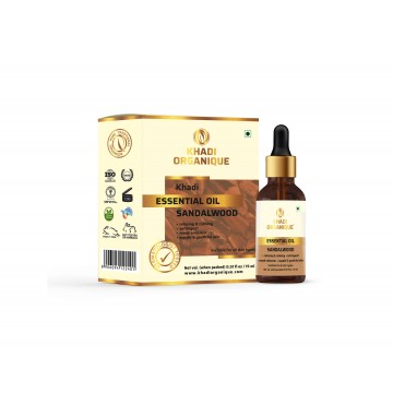 Khadi Organique Sandalwood oil