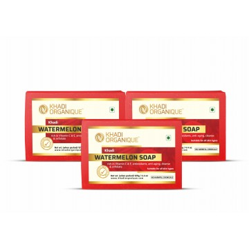 WATERMELON SOAP (Pack Of 3)
