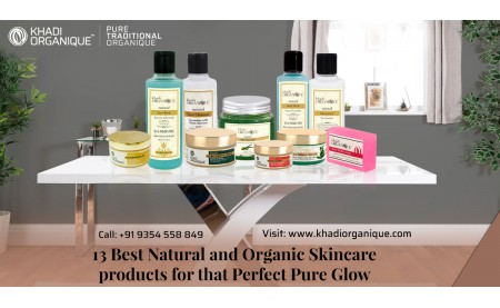13 Best Natural and Organic Skincare products for that Perfect Pure Glow